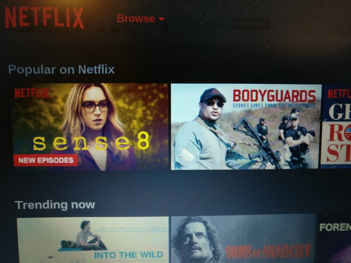 Netflixing to SaveMoney