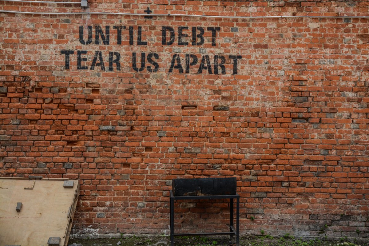 Why You Don't Need Debt